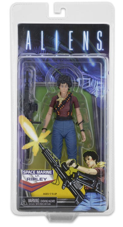 2016 Alien Day Exclusive!   Kenner Tribute Ripley with Mini-Comic
