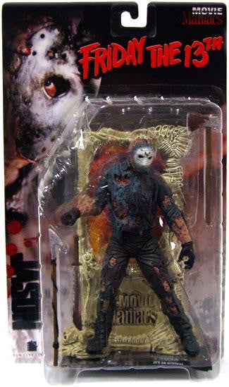 MOVIE MANIACS SERIES 1 Jason Goes To Hell: Jason voorhees (Regular)