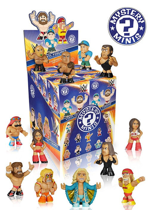 WWE Mystery Minis Series 1 Blind Box