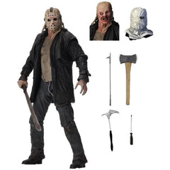 "Friday The 13th 7"" Figures - Ultimate Jason (2009)"