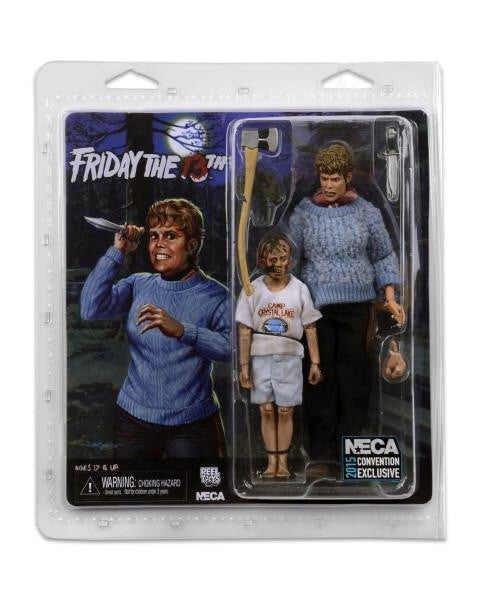 Friday the 13th SDCC 2015 First Jason 2 pack exclusive