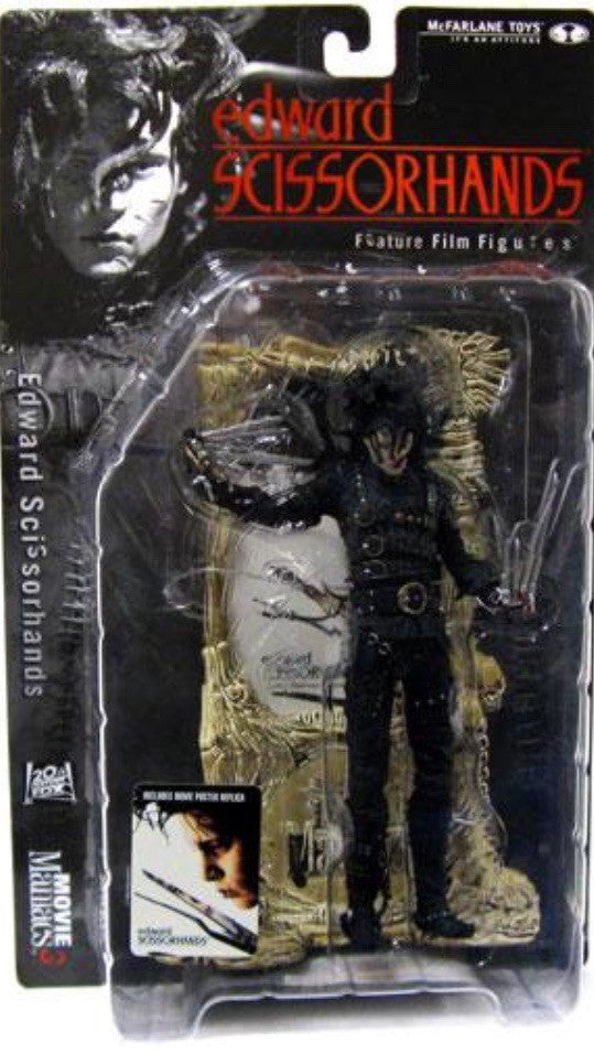 MOVIE MANIACS SERIES 3: Edward Scissorhands