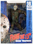 Neca Friday the 13th Action Figure: Jason Voorhees 18 inch Motion Actived Sound