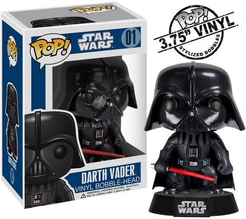 Pop! Movies: Star Wars Darth Vader