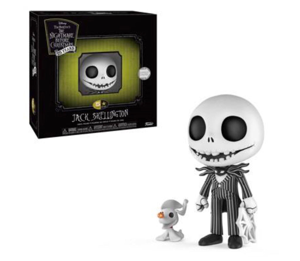 Funko 5 Star NBX Series 1 Jack Skellington