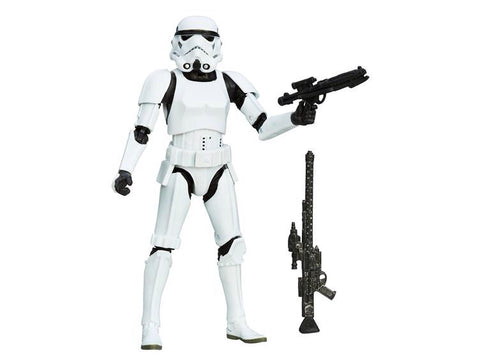 "2014 Star Wars 6"" Black Series 01 - Episode IV Stormtrooper"