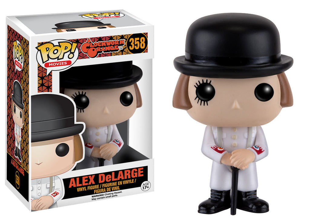 Pop! movies: A Clockwork Orange Alex DeLarge
