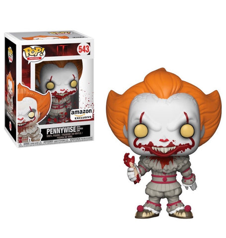 Pop! Movies: IT S2 Pennywise w/Severed Arm Exclusive