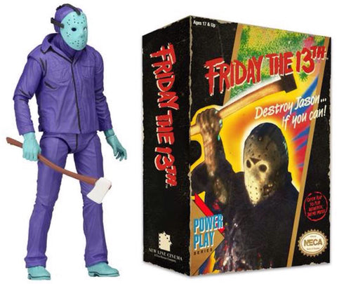 Friday the 13th Video Game Appearance  with Theme Music Packaging