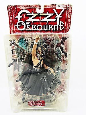 Ozzy Osbourne Black Sabbath Music Figure