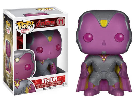 Pop! Avengers Age of Ultron Figure - Vision