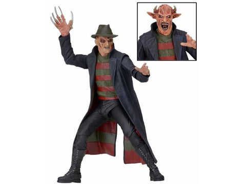 "A Nightmare on Elm Street VII: New Nightmare 7"" Figure - Freddy Krueger"