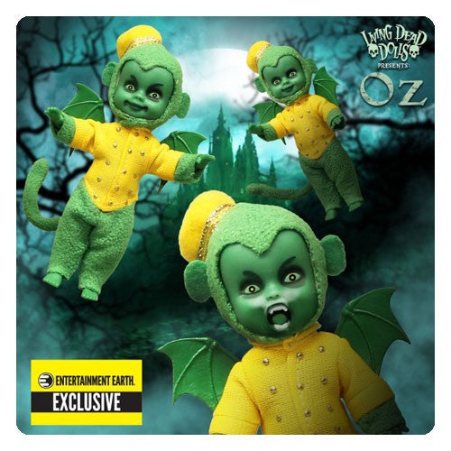 Living dead dolls Presents The Wizord of Oz Flying Monkey 3-Pack