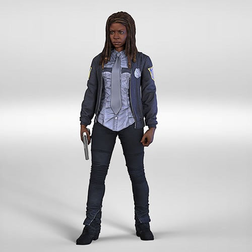 The Walking Dead TV Series 09 - Constable Michonne