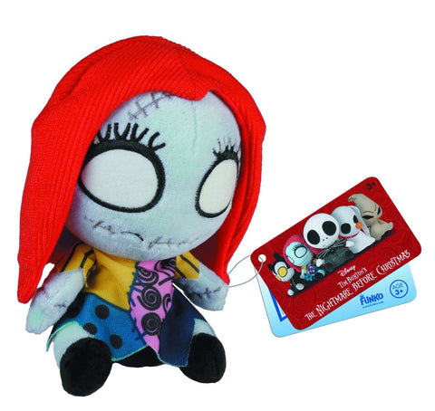 Mopeez Nightmare before Xmas Sally Plush