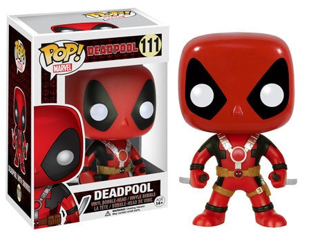 Pop! Marvel Deadpool
