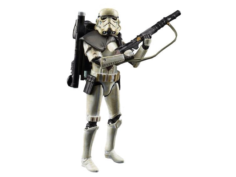 "2014 Star Wars 6"" Black Series 03 - Sandtrooper"
