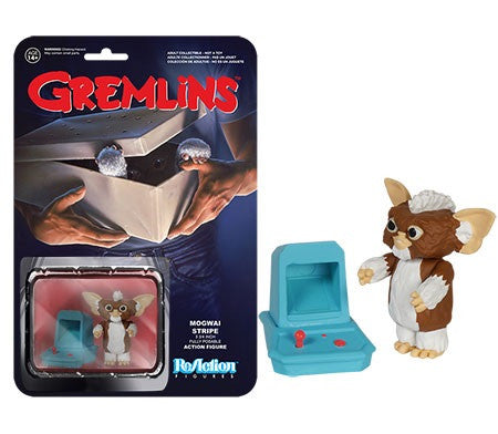 "Gremlins 3.75"" ReAction Retro Action Figure - Mogwai Stripe"