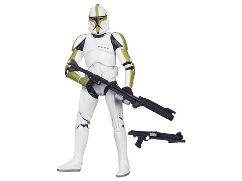 "2014 Star Wars 6"" Black Series 04 - Clone Trooper Sergeant"