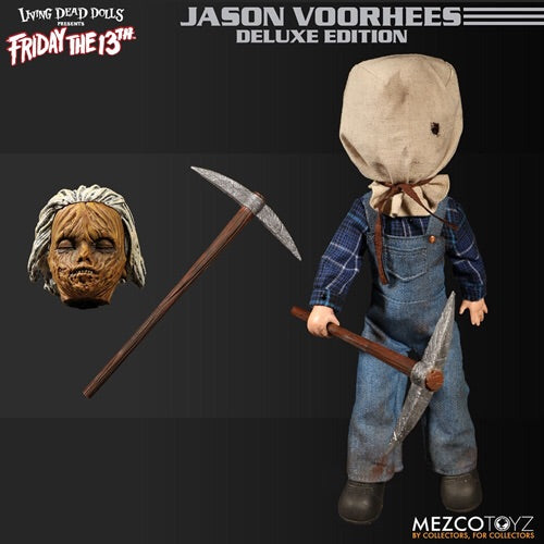 LDD Presents Figures - Friday The 13th - Jason Voorhees (Part II) Deluxe Edition