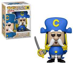 Funko Pop Cap'N Crunch
