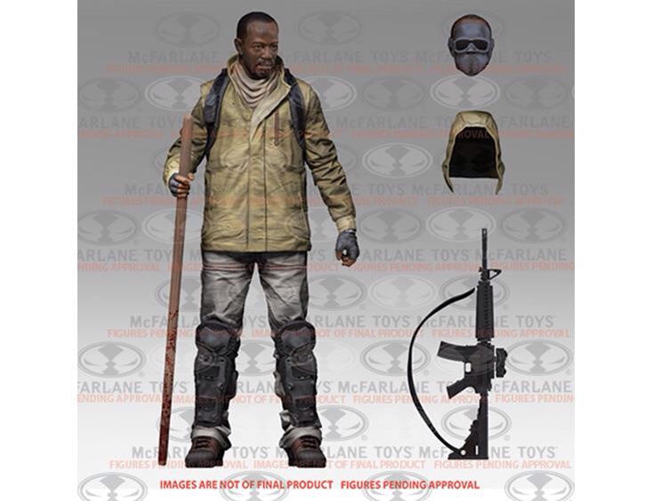 The Walking Dead TV Series 08 - Morgan Jones