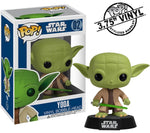 Pop! Movies: Star Wars Yoda