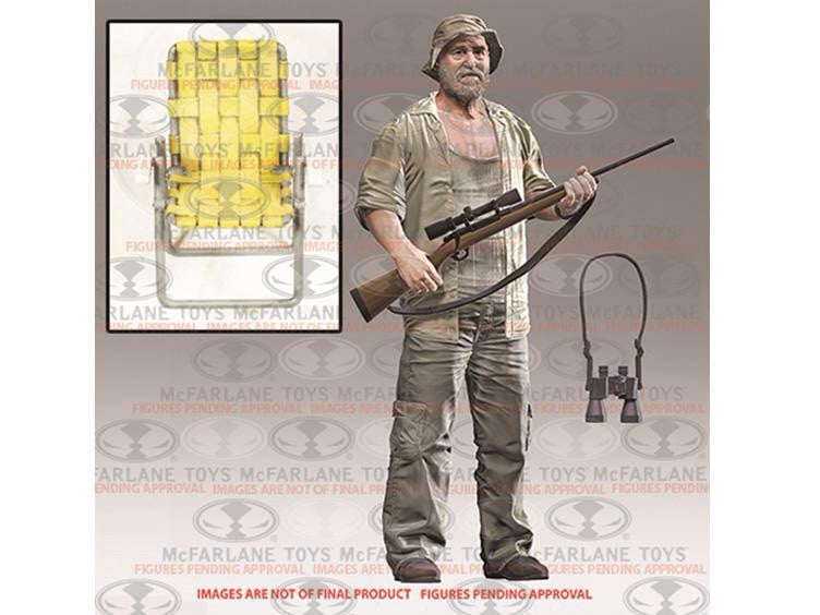 The Walking Dead TV Series 08 - Dale Horvath