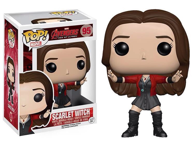 Pop! Avengers Age of Ultron Figure - Scarlet Witch