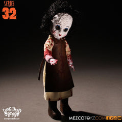 Living Dead Doll Series 32 Skeletal butcher