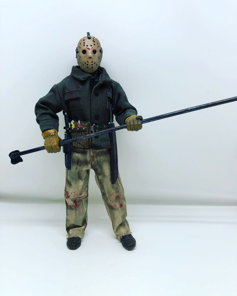 Neca Retro Loose Friday the 13th Part 6 Jason