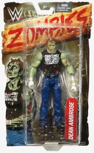 WWE Zombies Series 1 Dean Ambrose