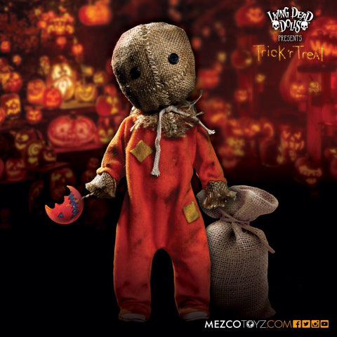 Living dead dolls presents Trick R Treat Sam