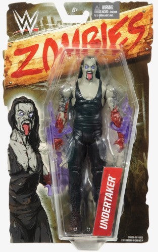 WWE Zombies Series 1 The Undertaker