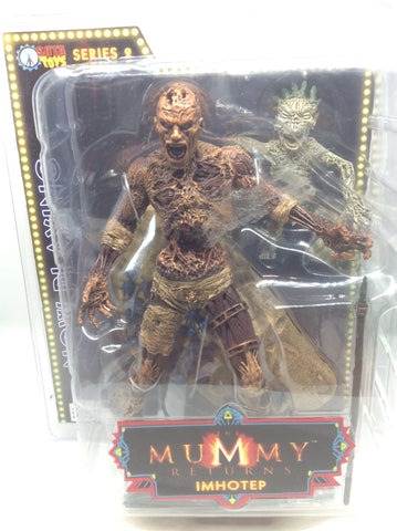 Now Playing The Mummy Imhotep