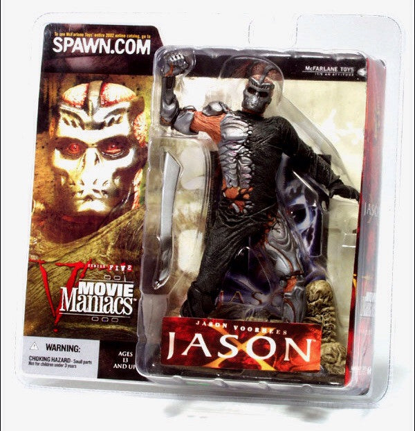 MOVIE MANIACS SERIS 5: Jason X