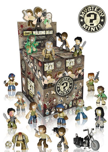 Mystery Minis The Walking Dead series 3 Blind Box