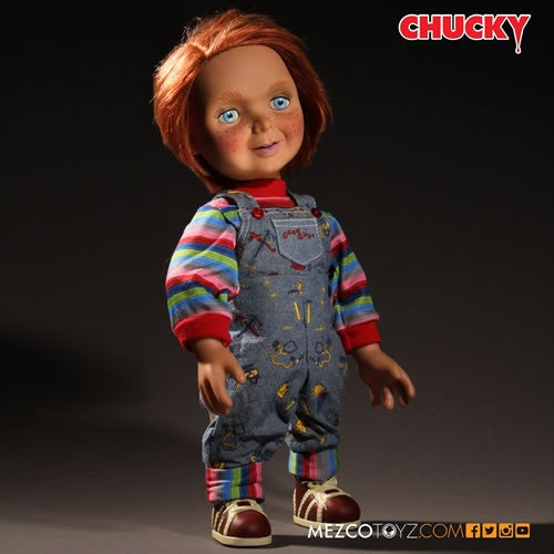 "Good Guys 15"" Chucky Talking Doll"
