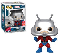 FUNKO MARVEL POP! CLASSIC ANT MAN VINYL FIGURE 2018 SUMMER CONVENTION EXCLUSIVE