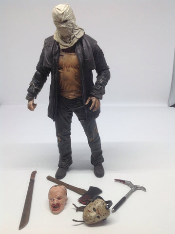 Neca Friday the 13th 2009 Remake Jason Voorhees