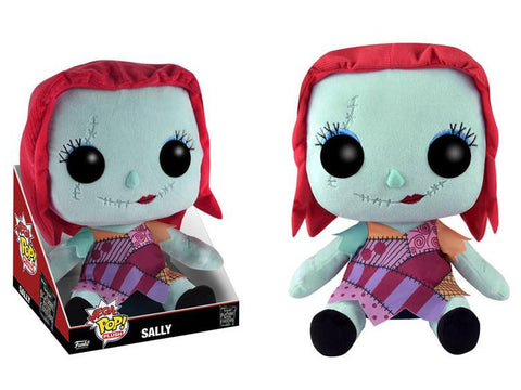 Mega Pop! Plush: The Nightmare Before Christmas - Sally