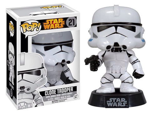Pop! Movies: Star Wars Vaulted Clone Trooper