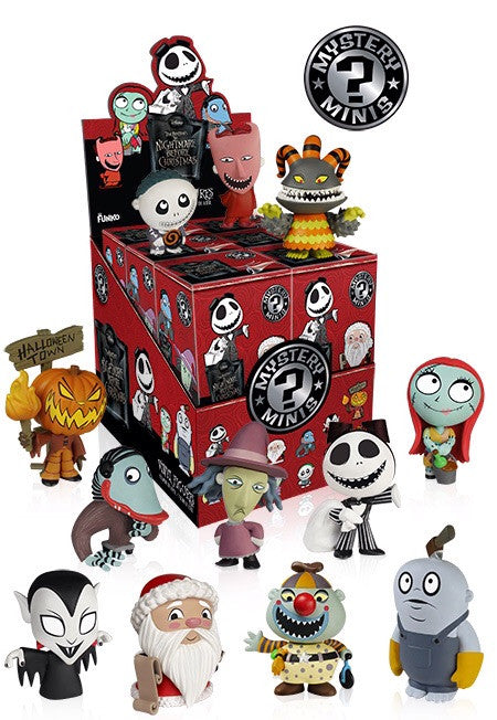 Mystery Minis The Nightmare Before Christmas Series 2 Blind Box set of 6