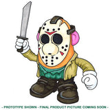 Mr Potato Head - Horror Icons - Friday the 13th Movie - Jason
