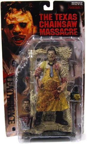MOVIE MANIACS SERIES 1 The Texas Chainsaw Massacre: Leatherface (Bloody)