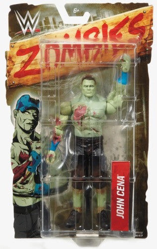WWE Zombies Series 1 John Cena