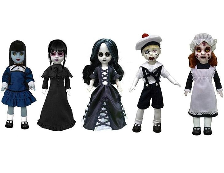 Living Dead Dolls - Series 25 - Case of 5