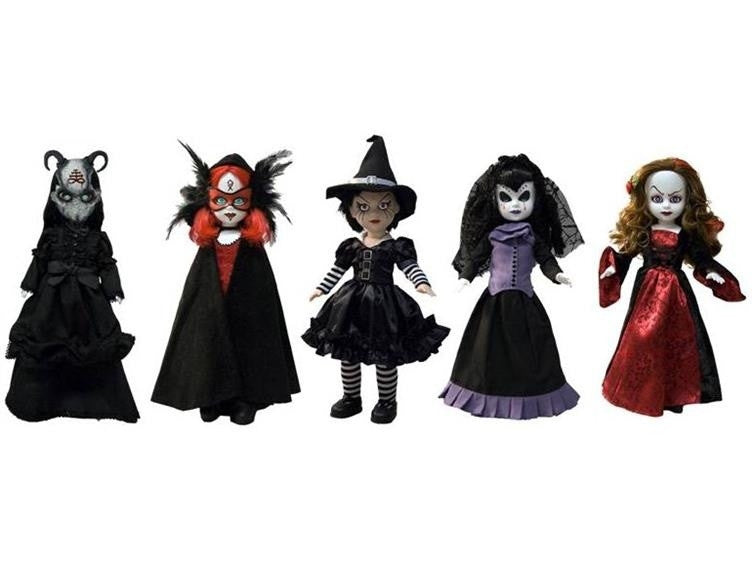 Living Dead Doll Series 26 Season of The Witch - Case of 5