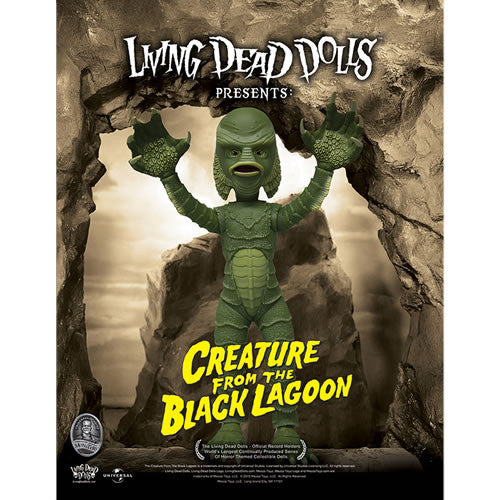 Living Dead Dolls Universal Monsters: The Creature