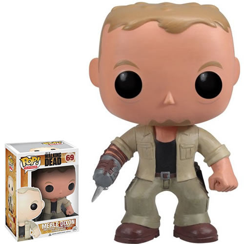 Pop! Television: Walking Dead Merle